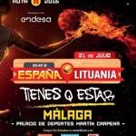 España-Lituania-Baloncesto